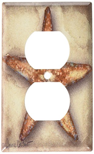 Art Plates - Star Fish Switch Plate - Outlet ()