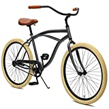 Critical Cycles by Westridge Chatham Men's Single Speed Beach Cruiser,...
