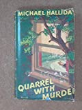 Quarrel with Murder, John Creasey, 0708900658