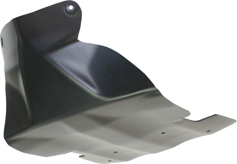 Skinz Protective Gear Float Plate - Black YFP675-BK