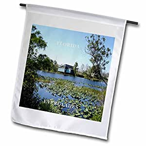 Florene America The Beautiful - Deep In the Everglades - 18 x 27 inch Garden Flag (fl_62608_2)