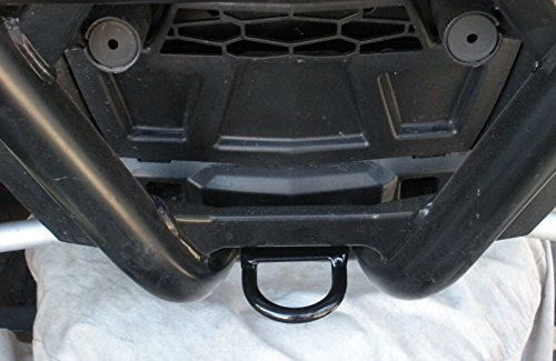 John Deere Mule (Front Tow Recovery Loop Point for Polaris RZR Razor 1000XP, 1000XP-4, 900S)