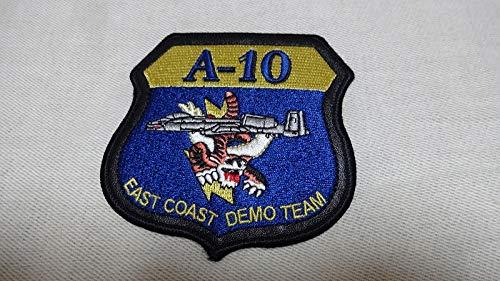 A-10 East Coast Demo Shield ワッペン パッチ U.S.NAVY 205 A-2/N-2B/N-3Bにどうぞ   B07N83XP6V