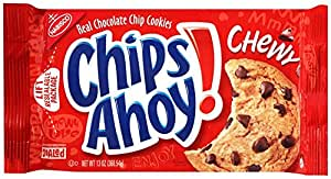 Chips Ahoy! Chewy Chocolate Chip Cookies, 13 Ounce