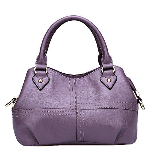 Bag purple Messenger à Besace Main Femme Rencontres Maman Sac À Shopping Lady Sac tout à Ladies Sacs Fourre Main Pour Sacs Bandoulière Voyager YExtwBSf