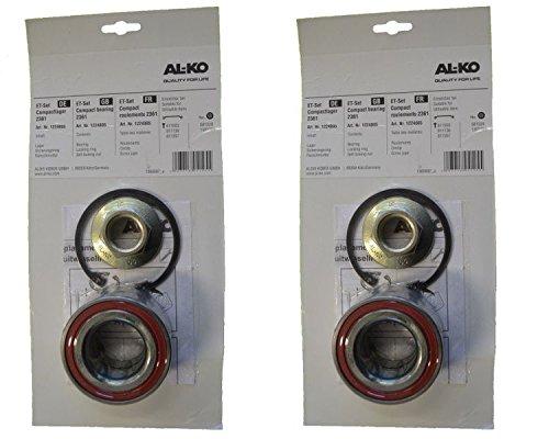 de Tuercas Fusible /Rueda 1224805/de almacenamiento Rodamientos 80//42/X 42/mm 2/x Alko/
