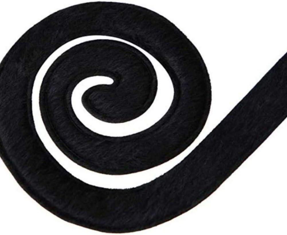 Lurrose 3Pcs Black Velvet Ant Antena Diadema Aros de pelo ...