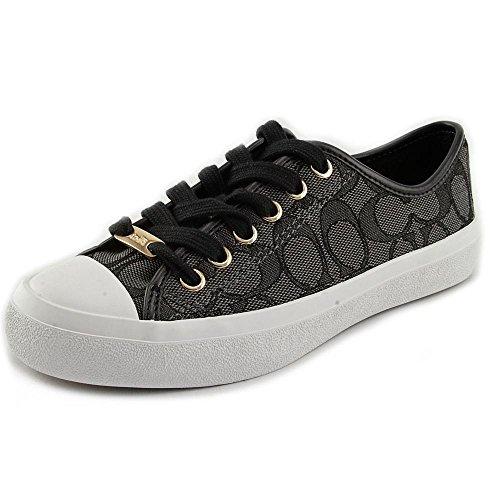 Coach Empire Women US 5 Black Sneakers