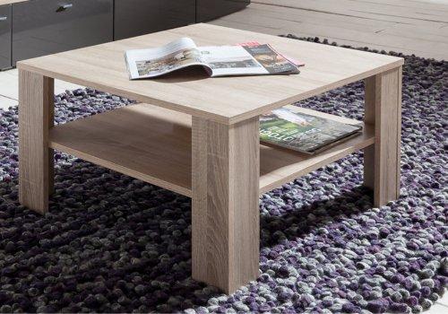 Mobelfreude Couchtisch Noah Tisch Wohnzimmertisch Quadratisch Mit