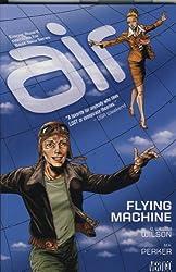 Air: Flying Machine v. 2 (Graphic Novel)