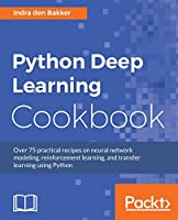 Python Deep Learning Cookbook Front Cover