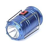 Liraly Portable COB LED Super Bright Camping Lantern Tent Fishing Outdoor Lamp Light
