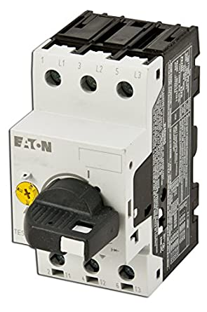 Eaton XTPR010BC1 MANUAL MOTOR PROTECTOR 10A ROTARY STYLE