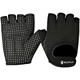 HTZPLOO Weight Lifting Gloves Fitness Gym...