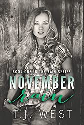 November Rain (The Rain Series Book 1)