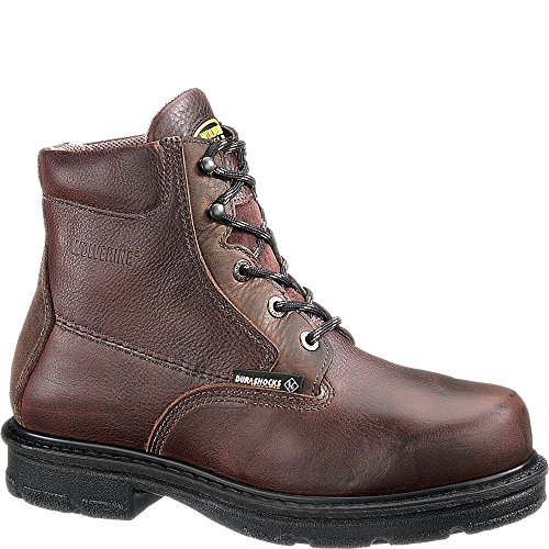 Wolverine Fusion Steel-Toe EH 6