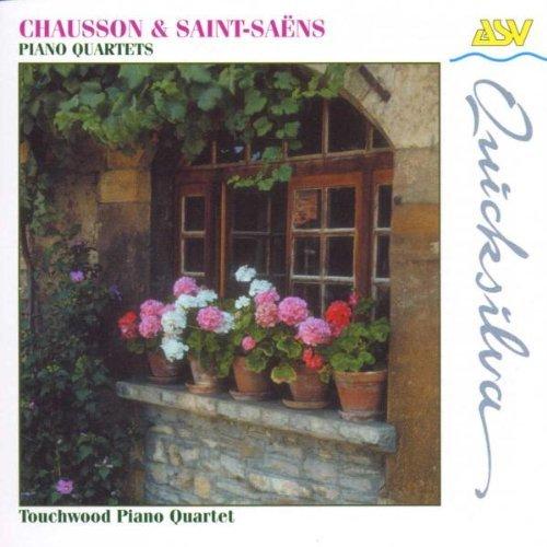 Chausson & Saint-Saens: Piano Quartets by Ernest Chausson (2000-04-25)