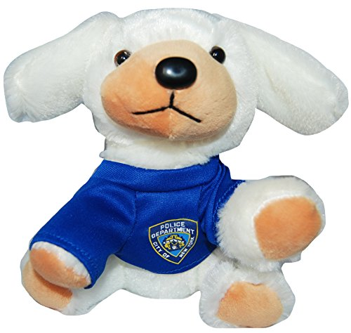 New York Police Department- NYPD Plush Puppy