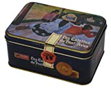 Traou Mad Galettes (Butter Cookies), VIP Blue, 4.5-Ounce Tin
