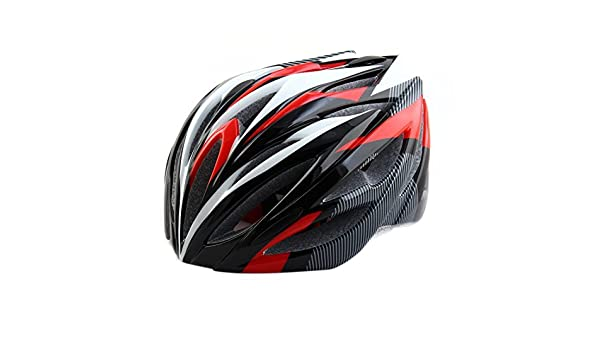 Amazon.com : eDealMax Patente autorizado Unisex adulta PC Shell 21 hoyos cabezal de seguridad Protector Ajustable Ciclismo Casco de la bici : Sports & ...