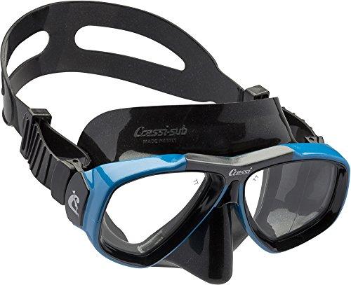 Cressi Focus, black/blue ()