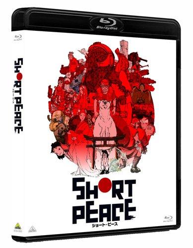 Animation - Short Peace [Japan BD] BCXA-808