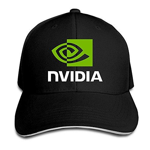 Rabbeat Nvidia Logo Company Outdoor Ball Cotton Cap Adjustable