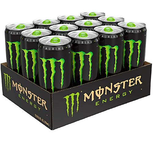 Monster Energy Drink Can – 440ml (Pack of 12)