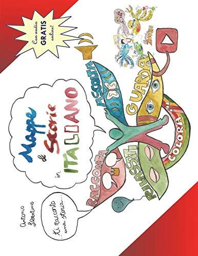 Mappe E Storie in Italiano: Con Audio Gratis Online!
