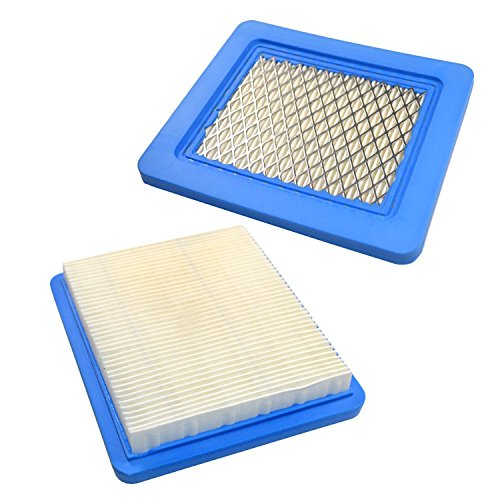 HQRP 2-pack Engine Air Filter for Briggs & Stratton for sale  Delivered anywhere in Canada