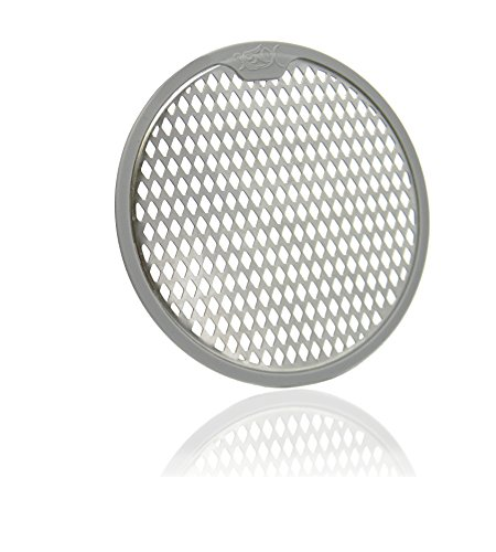 FNX Drain Hair Catcher/Shower Drain Protector - Stainless Steel & Silicone Edge