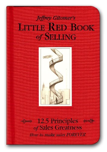 Salespeople hate to read. That's why Little Red Book of Selling is short, sweet, and to the point. It's packed with answers that people are searching for in order to help them make sales for the moment―and the rest of their lives.