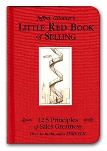 Famous Sales Books - Little Red Book of Selling