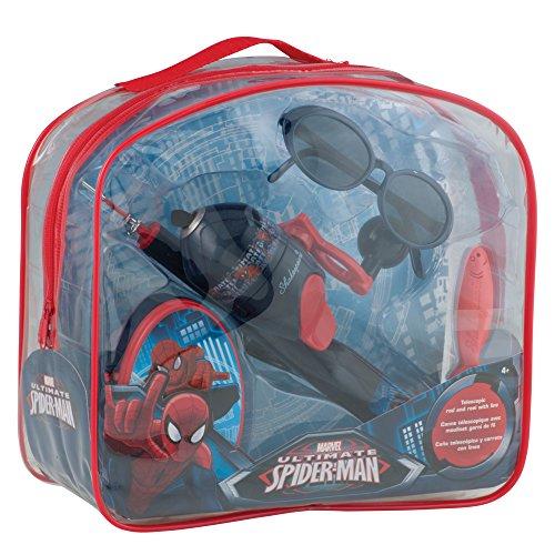 Shakespeare Marvel Spiderman Backpack Kit, Medium