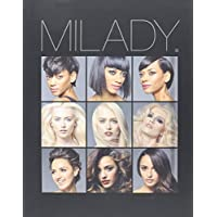 Milady Standard Cosmetology 13th edition + Practical workbook + Exam Review + Theory...