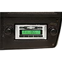 1973-1988 Chevrolet Pickup Truck Custom Autosound USA-230 AM/FM Stereo Radio 200 watts