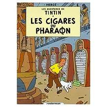Les Aventures de Tintin / Les Cigares du Pharaon (Book and Videocassette Package)