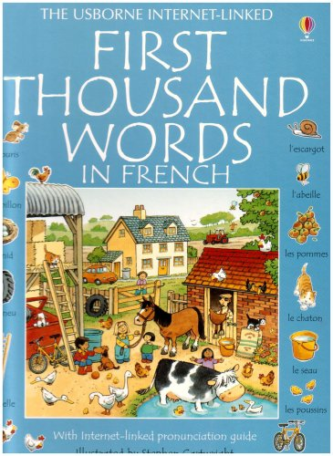 First Thousand Words in French (English and French Edition)