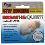 Flents Breathe Quiet! Nasal Dilator - Stop