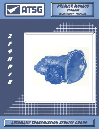 zf transmission book - 1