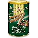 Antiu Xixona Barquillos Rellenos de Chocolate - 200 g