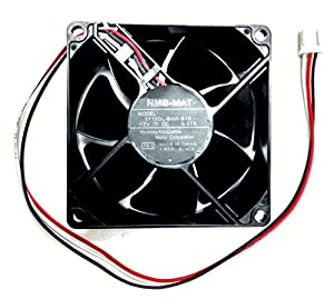 51aov%2BLZdkL._SX300_ amazon com nmb mat 80x80x25mm low speed 12v fan 3110gl b4w b19  at eliteediting.co