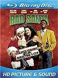 Badder Santa: Bad Santa - Unrated [Blu-ray]