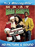 Bad Santa (Unrated Version + Director's Cut) [Blu-ray]