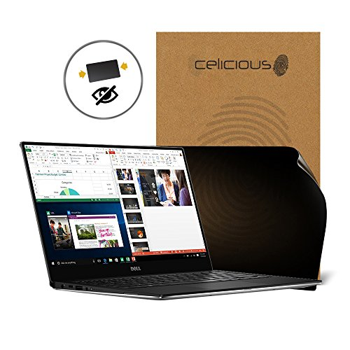 Celicious Privacy 2-Way Anti-Spy Filter Screen Protector Film Compatible with Dell XPS 13 9350 (Touch) by Celicious (Image #8)