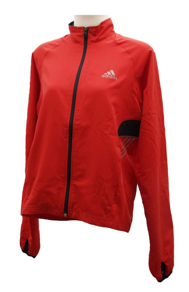 Adidas Response Wind Jacket Damens, diabolo schwarz, Größe 42