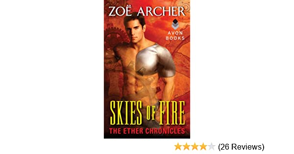 Skies of Fire: The Ether Chronicles (The Ether Chronicles series)