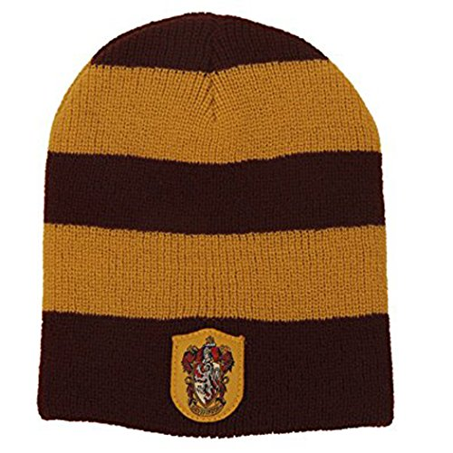 Harry Potter Hogwarts House Beanie - Gryffindor (Harry Potter Quidditch Costume Kit)
