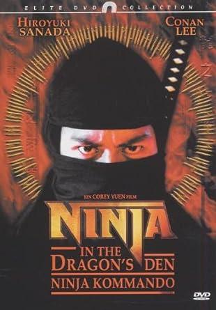 Ninja Kommando [Alemania] [DVD]: Amazon.es: Hiroyuki Sanada ...