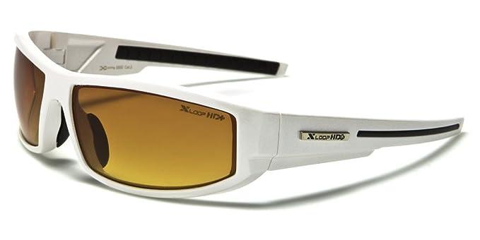 X-Loop ® - Gafas de sol - para hombre E talla única: Amazon ...